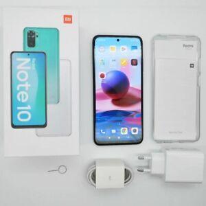 Global Version Xiaomi Redmi Note 10 4GB 64GB/128GB Mobile Phone  AMOLED Display