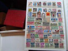 ETATS-UNIS - 64 timbres obliteres (tout etat) stamp united states