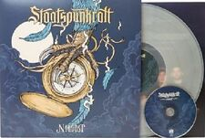"Staatspunkrott ""nord-est"" Clear LP + CD [melodycore from Germany, like NOFX...]"