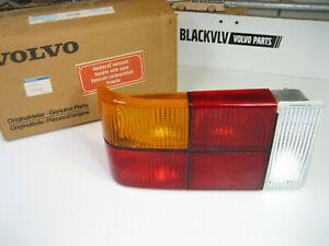 Genuine Volvo 240 Left Tail Light New 242 244 Bosch 1235587 RARE