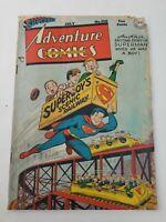 "Adventure Comics #130 DC Comics 1948 ""Superboy's Scenic Railway"" Golden Age"