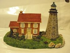 Harbour Lights Charlotte Genesse Ny Lighthouse #165 1996 3575/9500 Light House