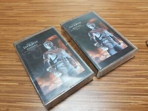 Michael Jackson – HIStory - Past, Present And Future CASSETTE K7 TAPE 33