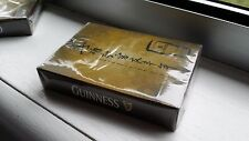GUINNESS BEER PLAYING CARDS GOLDEN MOTTO BRAND NEW IN BOX SEALED VINTAGE