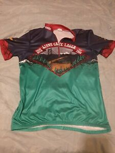 Sugoi Lions Gate Lager Cycling Jersey XL