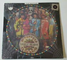 The Beatles Sgt. Pepper`s Lonely Hearts Club Band Picture Disc