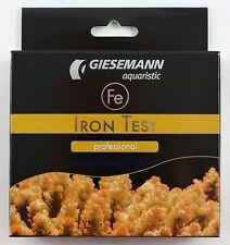 Giesemann Fe Test professional Eisentest Wassertest Meerwasser