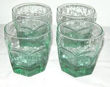 Set of 4 Highball / or on the Rocks Glasses