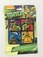 Teenage Mutant Ninja Turtle Green Stationary Set Pencils Ruler Eraser 8pc