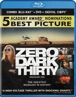 ZERO DARK THIRTY (BLU-RAY / DVD / DIGITAL COPY) (BLU-RAY) (BILINGUAL) (BLU-RAY)