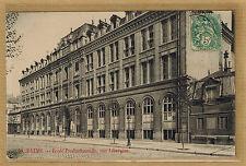 Cpa Reims - école professionnelle rue Libergier rp0666