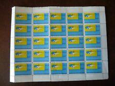 Belgica 72 Stamps Brusselles International Stamp Exhibition souvenir sheet