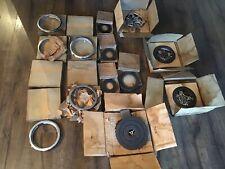 Nos Chromalox Ring Heater Lot Oven Range Units 9 Chrome Rings Etc