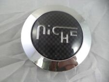 Niche Wheels Chrome Custom Wheel Center Caps # 1002-22 (1 CAP)