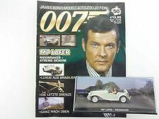 James Bond Collection Heft 50 MP Lafer Moonraker Moore 007 OVP 1603-30-68