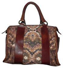 Stuart Weitzman Theodora & Callum Saddle Old West Sydney Handbag Retail $570