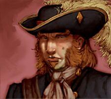 Pirates of the Barbaty Coast - #129 capitán Spanish