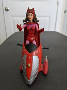 Marvel Legends X-Men Scarlet Witch Legendary Riders Wanda Maximoff ToyBiz