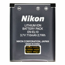 Nikon EN-EL10 ENEL10 Akku S500 S570 S600 S700 S710 S60 S80 S3000 S4000 S5100