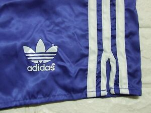 Shorts adidas Costume Swimsuit Shorts Trousers 563 Vintage 70'S D9