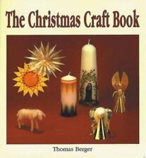 The Christmas Craft Book, Berger, Thomas,0863151108, Book, Acceptable