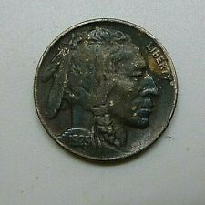 UNITED STATES OF AMERICA - FIVE CENTS 1925 - INDIANO - LIBERTY - BISONTE