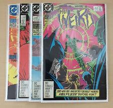 The Weird #1, 2, 3 & 4 (1988, DC Comics) Complete Mini-Series