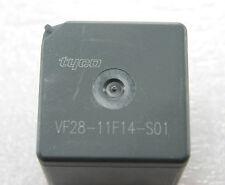 Tyco 12V Automotive Relay - 30A - VF28 GM Car SPST NO Relay - N.O. - 12 VDC Coil