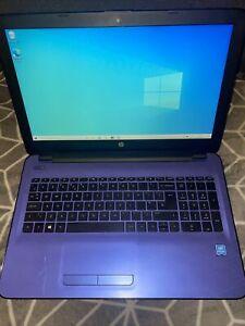 HP 15-AC108NA LAPTOP INTEL PENTIUM 3825U 1.9GHZ 4GB 1TB CLEAN & MINT CONDITION