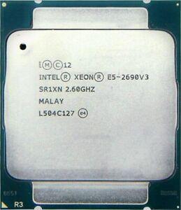 Intel Xeon E5-2690 V3 (SR1XN) 2.60GHz 12-Core FCLGA2011-3 CPU