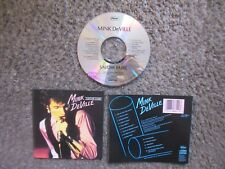"MINK DEVILLE ""SAVOIR FAIRE"" 1999 CAPTIOL RECORDS COMP. NM OUT OF PRINT RARE CD"