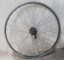 """Rueda delantera mountain bike 26"""" de calidad para frenos llanta o disco"""