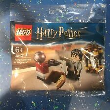 LEGO HARRY POTTER JOURNEY TO HOGWARTS POLYBAG RARE 2018 30407 MINI FIGURE