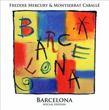 Barcelona [Special Edition] by Montserrat Caballé (Soprano Vocals)/Freddie Mercury (CD, Sep-2012, Universal)