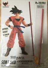 S.H. Figuarts Dragonball Z Son Goku Power Pole SDCC 2018 Exclusive
