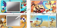 nintendo Ds Lite - Roadrunner - 4 Piece Decal / Sticker Skin vinyl