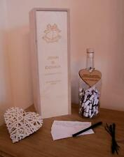Large Message in a Bottle - Alternative Guest Book - Christening  - 1st Birthday