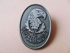 Pin SCHARFSCHÜTZE Adlerkopf Eichenlaub - 288