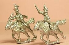 Essex Miniatures 15mm Napoleonic Brunswick Cavalry Command Lancers Hussars