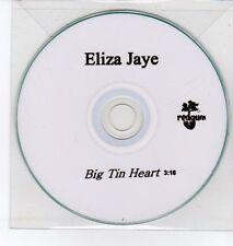 (DQ340) Eliza Jaye, Big Tin Heart - DJ CD