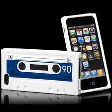 Coque étui IPHONE 5 Neuve en silicone souple RETRO cassette PROMO - ENVOI OFFERT