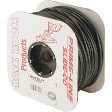 PRIME-LINE .155X500'Blk Scrn Spline