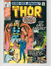 The Mighty Thor King Size Annual #3 -  Marvel 1971 VF+
