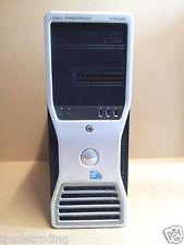 Dell Precision T7500 Workstation Xeon X5550 2.67GHz 20GB 500GB windows 7
