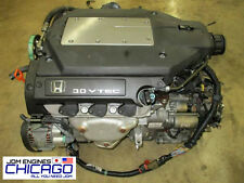 Honda Accord 00 02 coil type engine JDM J30A Vtec 3.0L V6 J30A1