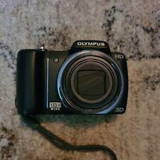 Olympus Sz-10 18x Wide Optical Zoom 14 MP Digital Camera 3.0 inch LCD - Needs