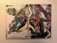 Young Justice 1, Putri & Chew Variant, Robin, Teen Lantern, Jinny Hex, Impulse