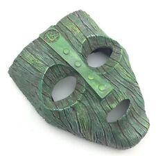 """Amazing Halloween Mask Cosplay Mask Jim Carrey """"THE MASK"""" Loki Mask One-Size New"""
