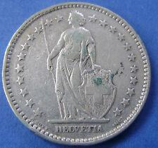 Zwitserland - Switzerland - 2 francs 1921 B - KM# 21