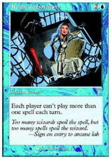 MTG magic cards 1x x1 Light Play, English Arcane Laboratory 7th Edition
